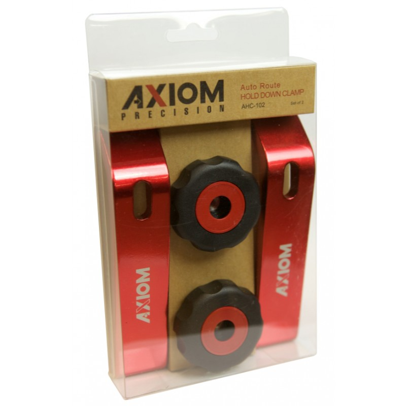 Axiom Hold Down Clamps - Pair 1