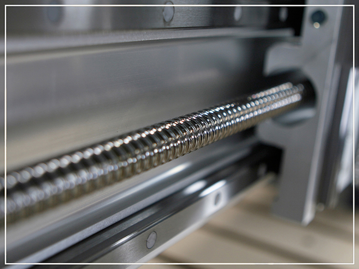 Axiom Precision CNC Ball-Screws