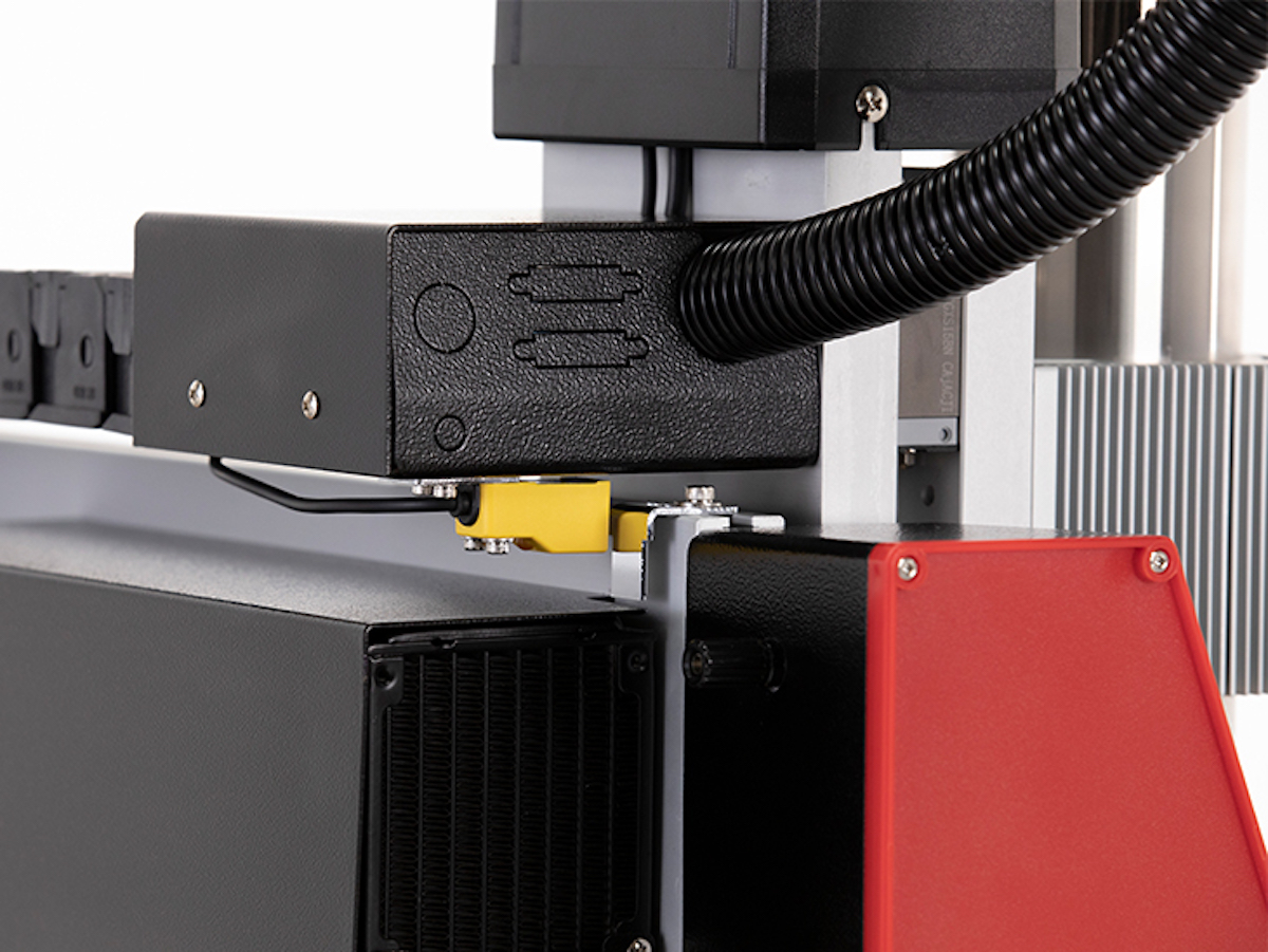 Axiom Precision CNC Cooling System