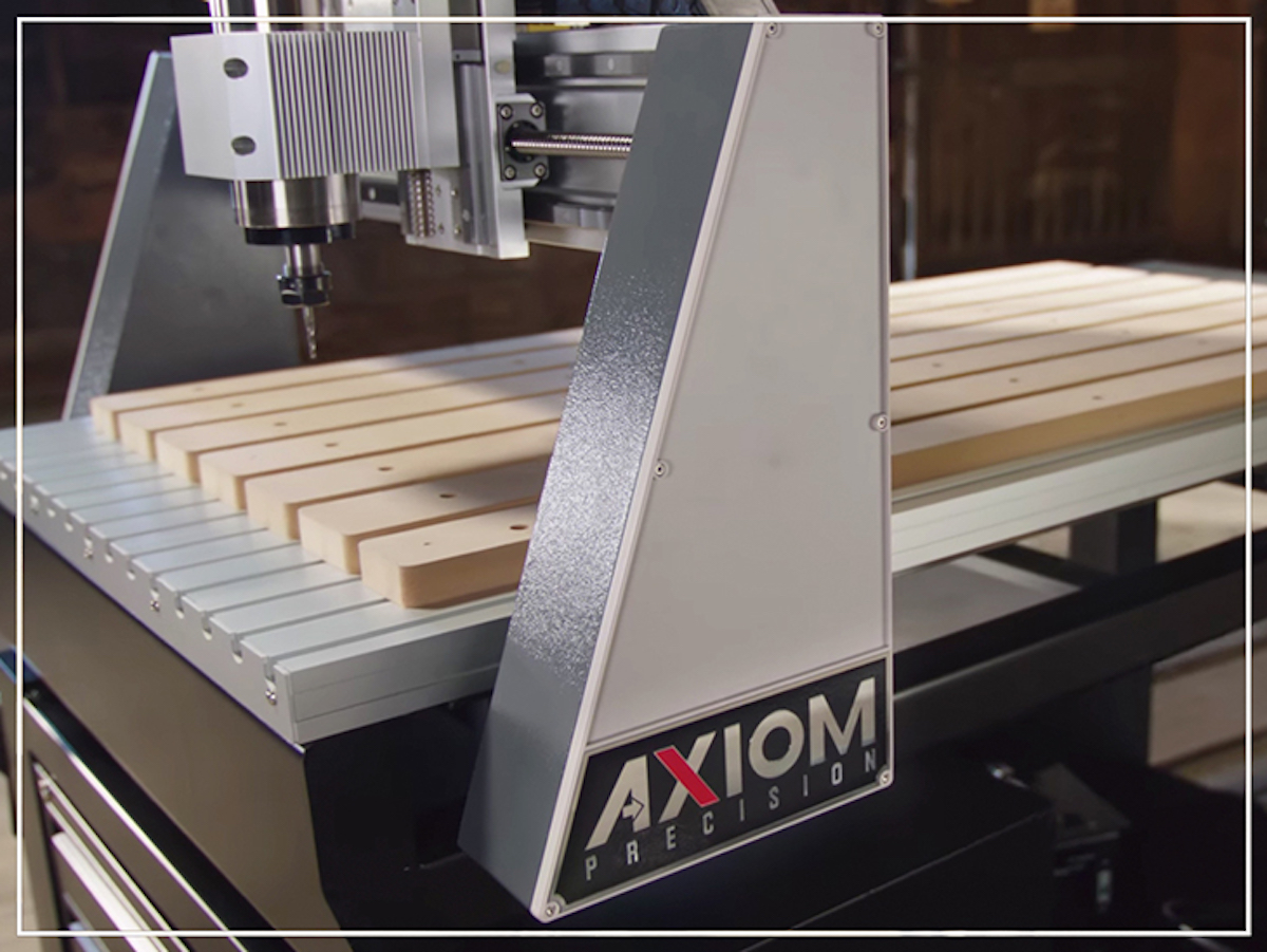 Axiom Precision Small Format Cnc Routers Accessories