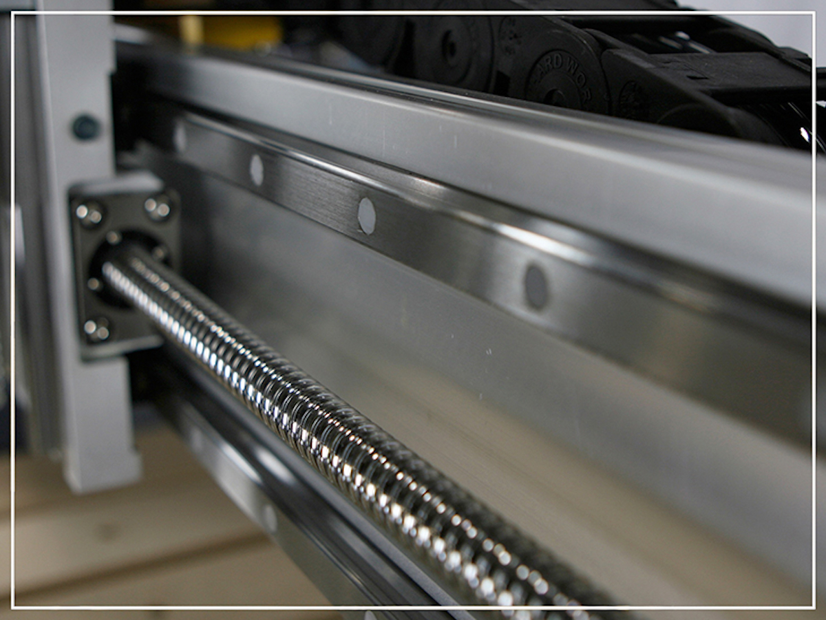Axiom Precision CNC Linear Guideways