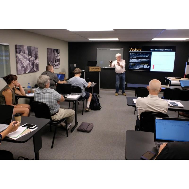 Vectric/Axiom CNC Training Class - Training