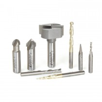 Axiom 8pc CNC Bit Set by Amana Tool 2