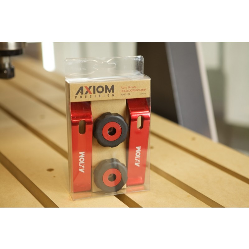 Axiom Hold Down Clamps - Pair 3