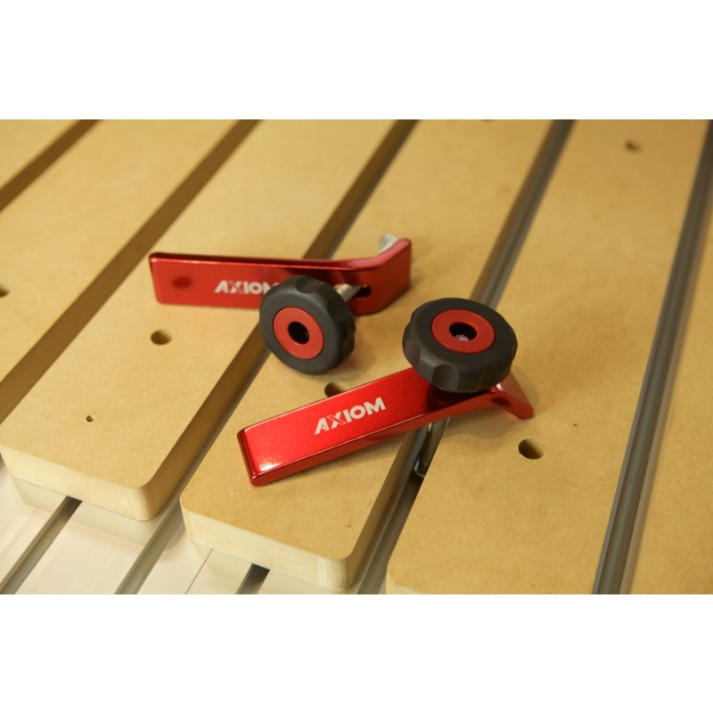 Axiom Hold Down Clamps - Pair 4