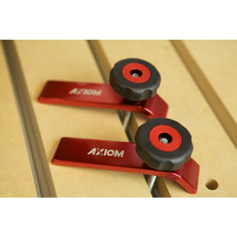 Axiom Hold Down Clamps - Pair 6